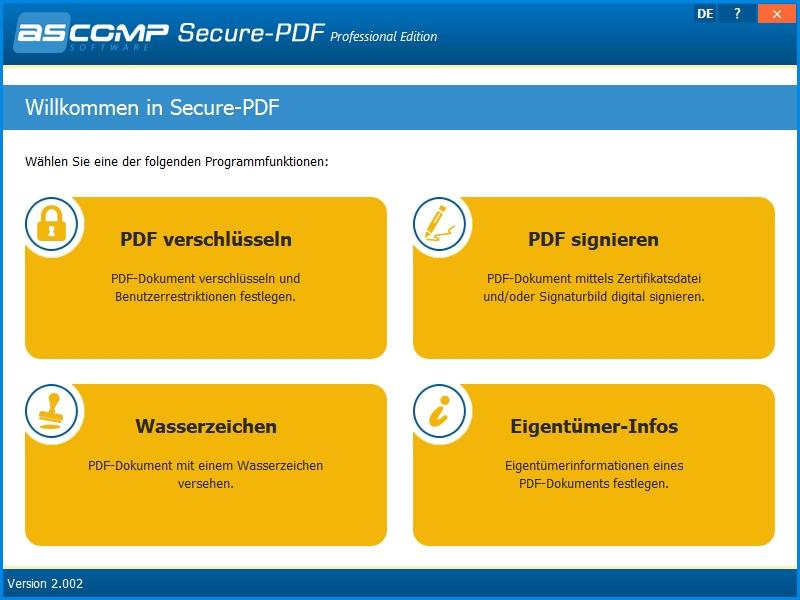 Secure-PDF